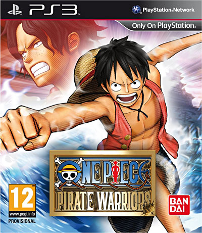 One Piece - Pirate Warriors - PlayStation 3