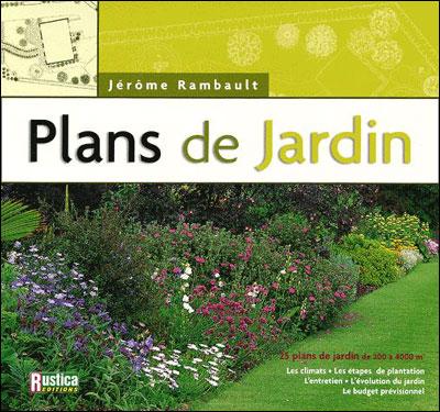 Plans de jardin - broché - Jérôme Rambault - Achat Livre | fnac