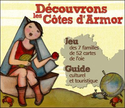 Découvrons les Côtes d'Armor