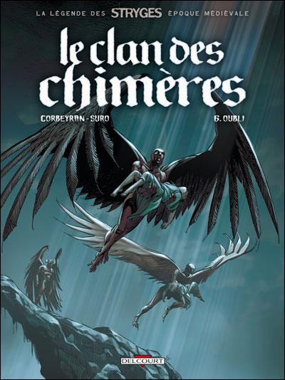 Le Clan des Chimères T06 Oubli - Réédition