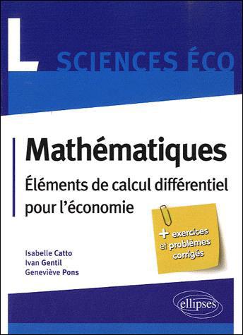 Mathématiques L sciences éco