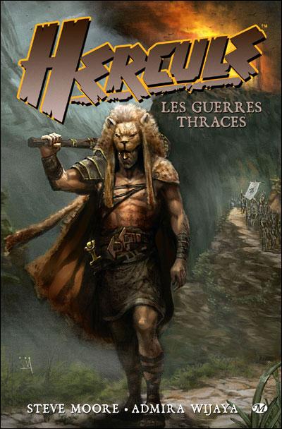 Hercule : Les Guerres thraces