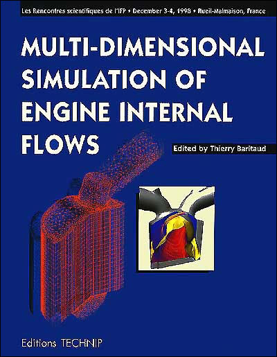Multi-dimensional simulation of engine internal flows