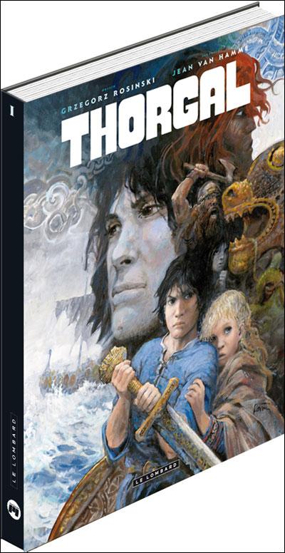 Thorgal - Intégrale Tome 1  volumes 1 à 3 : Thorgal