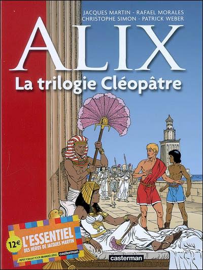La Trilogie Cléopâtre