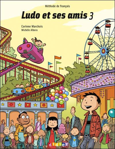 Ludo et ses amis niv.3 - Livre