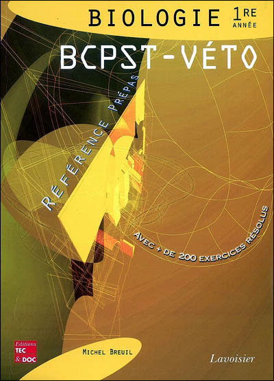 Biologie BCPST-Véto, 1re année