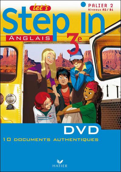 Let's Step In Anglais 3e éd. 2009 - DVD vidéo