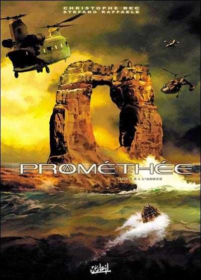 Promethee t06 l'arche