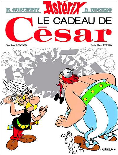 Astérix - Le Cadeau de César