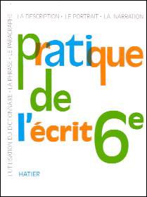 Pratique De L'ecrit, 3e, Livre De L'eleve
