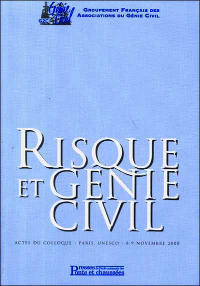 Risque et génie civil