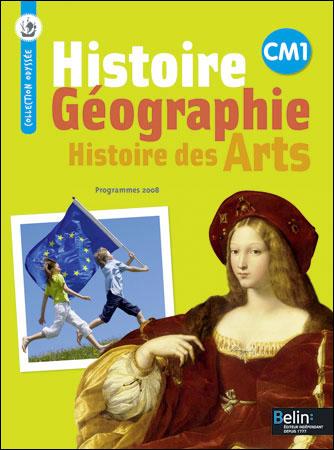 Histoire-Géographie, Histoire des Arts CM1