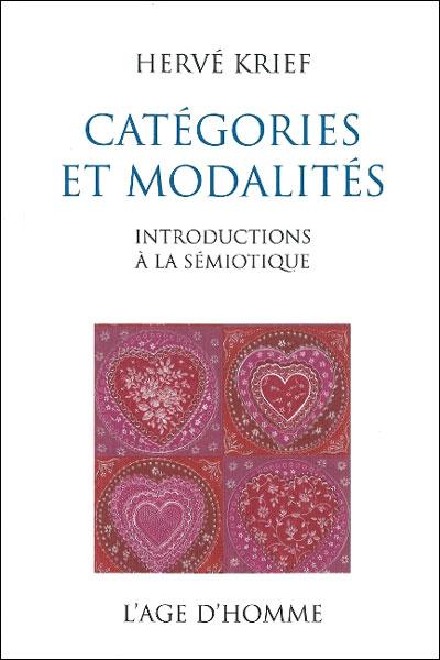 Categories et modalites