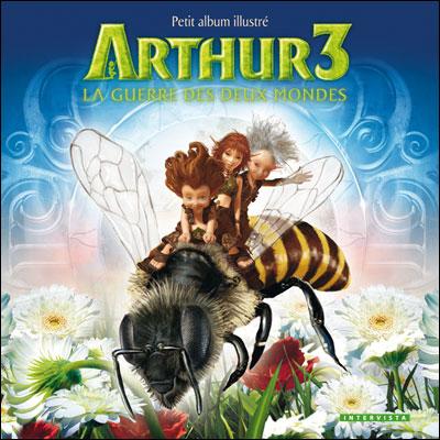 arthur et les minimoys 3 streaming