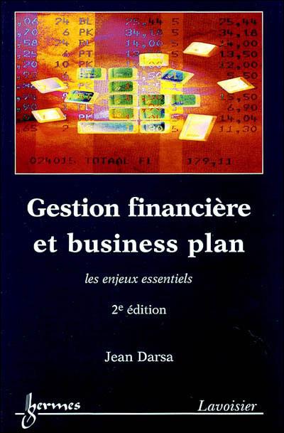 Gestion financière et business plan