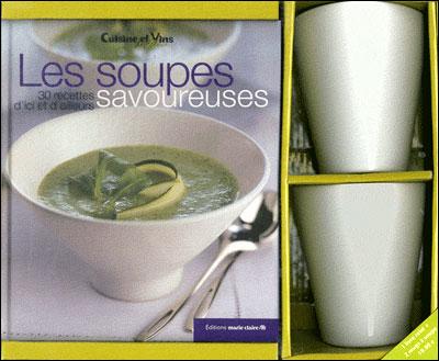 Coffret les soupes savoureuses