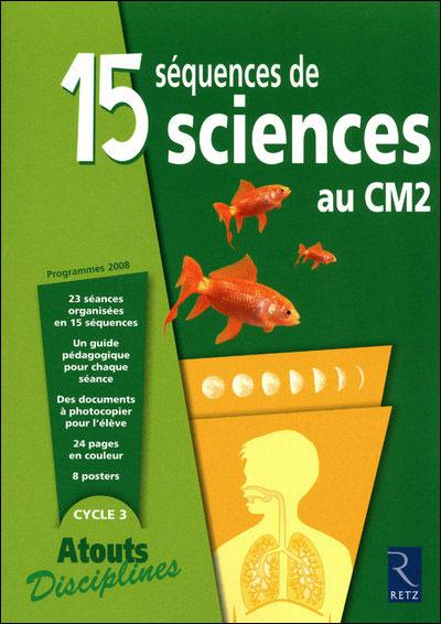 15 sequences sciences au cm2