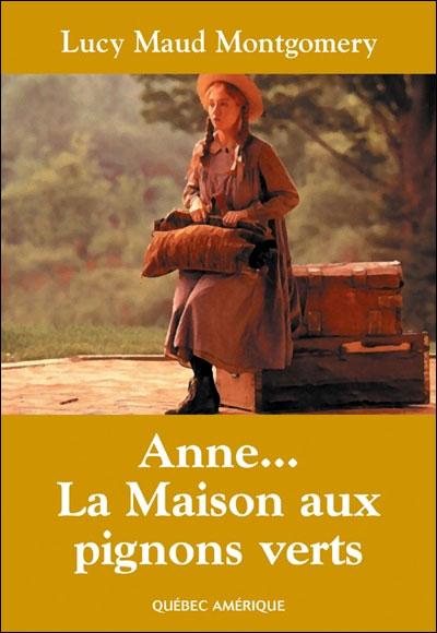 LUCY MAUD MONTGOMERY - ANNE, LA MAISON AUX PIGNONS VERTS [2017] [MP3 128KBPS]