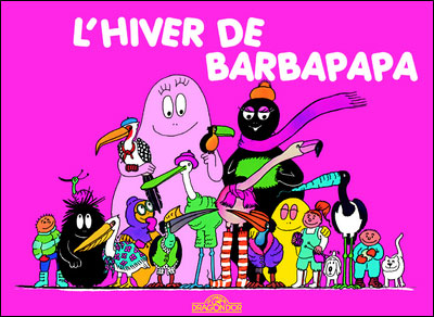 Barbapapa - Les classiques : Les Classiques - L'Hiver