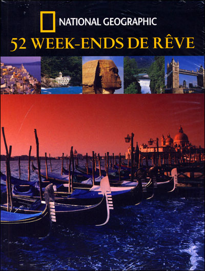 52 week end de rêve