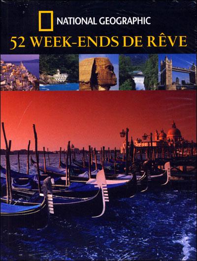 52 week end de rêve
