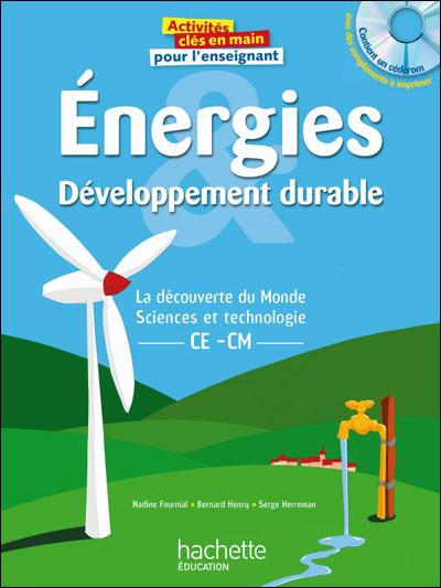 Energies et développement durable - Scienes et technologie CE CM