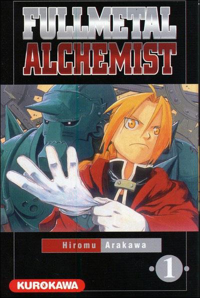Fullmetal Alchemist - tome 1