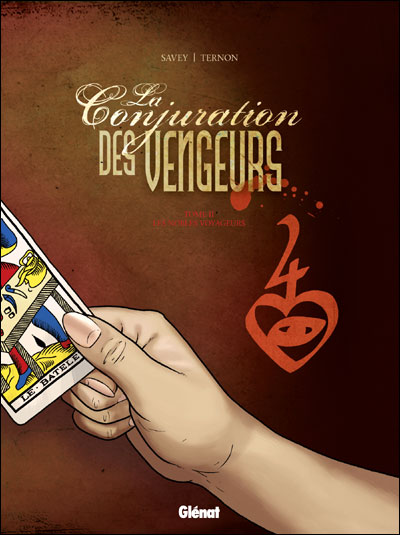 La Conjuration des Vengeurs