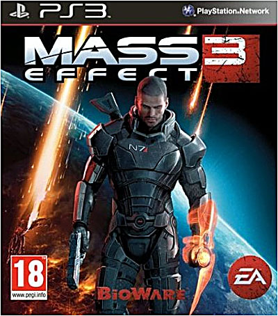 Mass Effect 3 Essentials PS3 - PlayStation 3