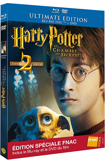 Harry Potter Harry Potter Et La Chambre Des Secrets Edition Spciale
