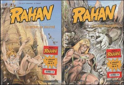Rahan - Pack Noël T5+T6