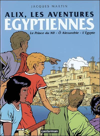 Aventures égyptiennes