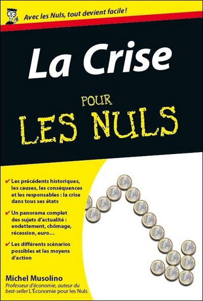 Pour les Nuls -  : Crise poche pour les nuls