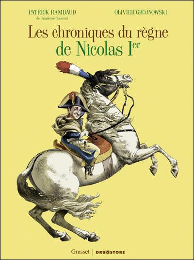 Les Chroniques du règne de Nicolas 1er