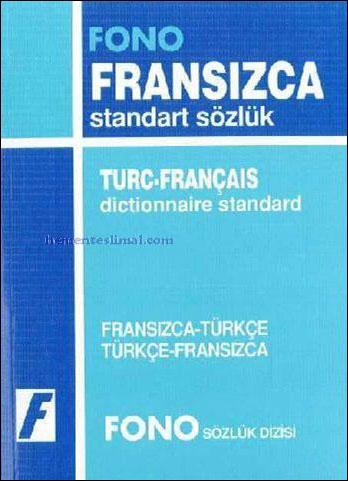 Dictionnaire turc-français / français-turc