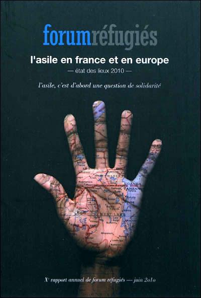 L'asile en france et en europe