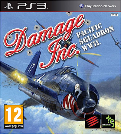 Damage Inc. Pacific Squadron WWII - PlayStation 3
