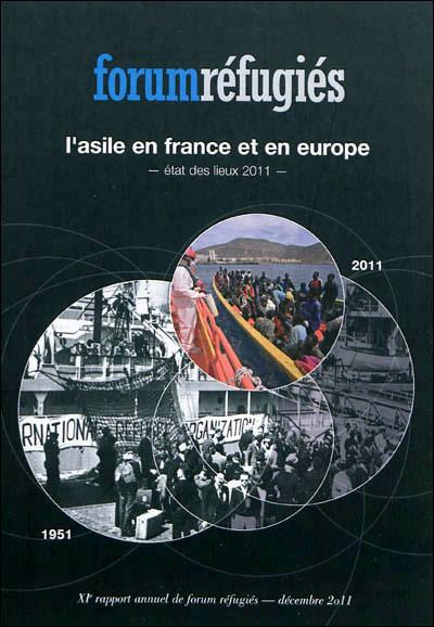 L'asile en france et en europe 2011