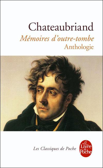 Mémoires d'outre-tombe : anthologie