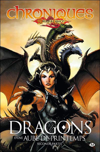 Chroniques de Dragonlance, T3 : Dragons d'une aube de printemps - seconde partie