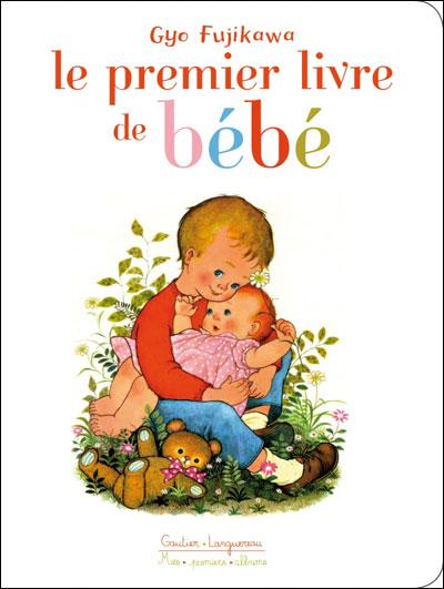 Tout Carton - Le Premier Livre De Bébé - Broché - Gyo Fujikawa