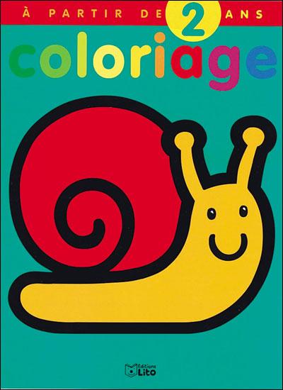 Mon Tout Petit Coloriage 2 Ans Coffret 3t X Achat Livre Fnac