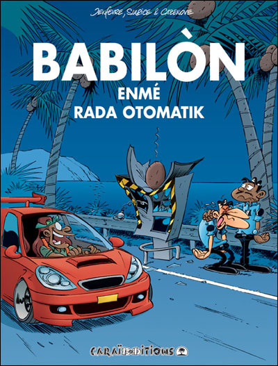 Babilon, enmé rada otomatik