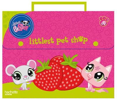 Littlest Petshop -  : Ma valisette d'activités