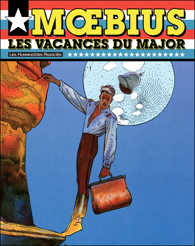 Les vacances du major - USA