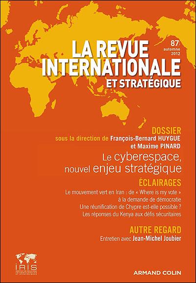 Revue internationale et stratégique, n°86 (2/2012)