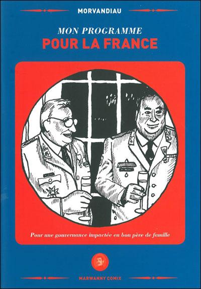 Mon programme pour la France