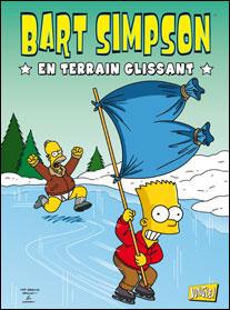 Bart Simpson - tome 2 En terrain glissant