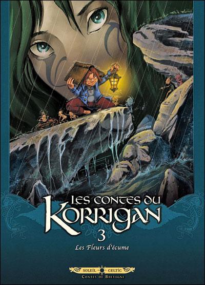 Les contes du korrigan t03 les fleusr d ecume